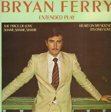 "BRYAN FERRY ‎– Extended Play (1976 UK VINYL EP 7"")"