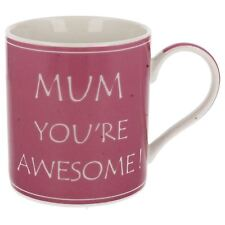 LP33272- Collection Leonardo ' Maman You're Awesome' Rose Tasse Super Prix