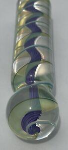 Cuneo Furnace Steven Maslach .94x3.88 Inch Glass Rod. CFSM1