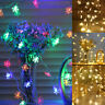 Hot 3M 20LED String Fairy Lights Snowflake Xmas Tree Christmas Party Home Decor