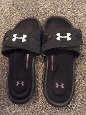 Boys Size 6 Under Armour 4D Foam Sandals