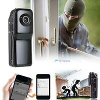 WIFI/IP Wireless Mini Spy Remote Surveillance Camera Security For Android IOS MT