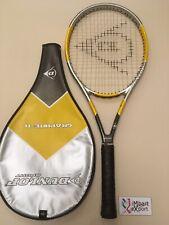 DUNLOP GRAPHITE TI 98 16x19 L3 Racchetta Tennis Racket con Fodero originale