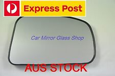 RIGHT DRIVER SIDE MIRROR GLASS FOR NISSAN TIIDA 2006-2012 HATCH