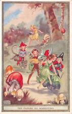 R251462 The Fairies Go Marketing. Valentine. Rene Cloke