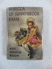 Kate Douglas Wiggin REBECCA OF SUNNYBROOK FARM Thrushwood Book