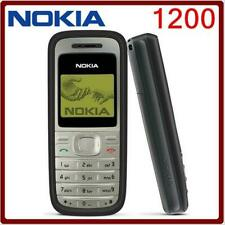 Original NOKIA 1200 GSM 900/1800 mobile phone multi languages High Quality