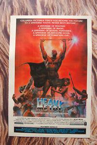 Heavy Metal Lobby Card Movie Poster #2
