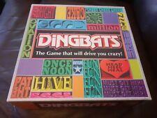 Dingbats Board Game Goliath 10+