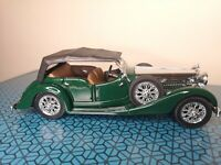Franklin Mint Precision 1938 Alvis 4.3 litre - 4 Seat Tourer - Diecast Model Car