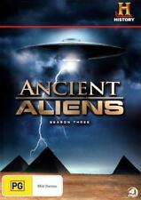 ANCIENT ALIENS : SEASON 3 : NEW DVD