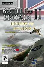 Battle of Britain II History of Aviation - PC DVD - New & Sealed