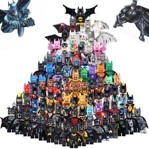 Batman Mini Figures NEW UK Seller Fits Major Brand Blocks Bricks Deathstroke