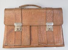 Ledertasche Aktentasche Schultasche - Vintage - Shabby