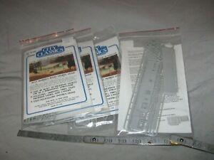 A5439 HO 4 CITY CLASSICS 113 ROBERT'S ROAD MOBILE HOME, plastic kit