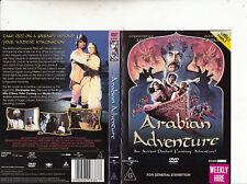 Arabian Adventure-1979-Christopher Lee-Movie-DVD