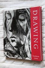 Drawing: A Foundation Course by Paul Thomas (Hardback, 2006), New, free shipping