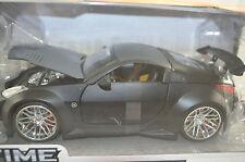 1:24 Jada 2003 Nissan 350Z Black BTK Diecast model