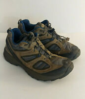 Vasque Hiking Outdoors Boots Ultradry Youth 7228 M Size 5M Color Gray/Blue EUC