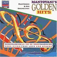 Mantovani (Orch.)'s Golden hits (1967/82, #london800085-2) [CD]