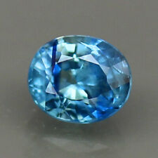 1.02ct.NATURAL GEMSTONE BLUE SAPPHIRE NORMAL HEATED OVAL SHAPE