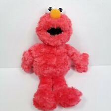 """Gund Sesame Street Plush Elmo 12"""" Soft Red Monster Stuffed Animal Plastic Eyes"""