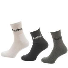 Calze e calzini da uomo multicolore Reebok in cotone