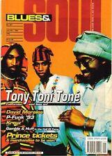 Tony Toni Tone Blues & Soul 1993 Gamble & Huff  P-Funk David Morales Penny Ford