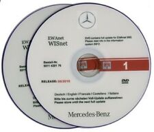 Mercedes & Smart WIS 4/2015 repair manuals - manuali riparazioni
