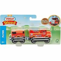 Fisher-Price Thomas & Friends Wood Flynn Engine Train Set GGG64 NEW