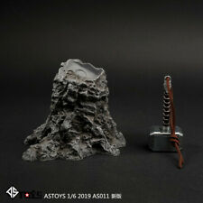 ASTOYS AS011 1/6 Thor hammer Weapon Props Model  Accessories New Edition Model