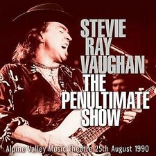 Stevie Ray Vaughan - The Penultimate Show` CD *sealed*