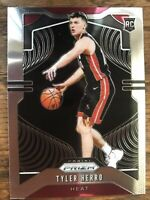 2019-20 Panini Prizm TYLER HERRO Rookie BASE RC #259 Miami Heat UK