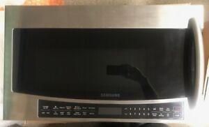 Samsung Microwave Door for Model MC17J8000CS - See Description