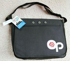 OP Briefcase Computer Laptop Messenger Bag Shoulder Case Travel Bag + MiniBackpk