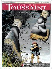 Convard / Dermaut . SOUVENIRS DE TOUSSAINT.  GOBE MOUCHE . Edition originale