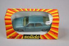 ZC701 Solido 1339 Véhicule Miniature Metal 1/43 Renault 25 R25