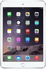 Apple iPad Mini 3 Retina Wi-Fi + Cellulare 16GB TABLET-argento (mghw 2TY/A)