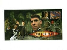 "Doctor Who ""Human Nature"" Ltd Edition Stamp Cover Signed By Harry Lloyd"