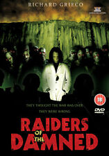 RAIDERS OF THE DAMNED - DVD - REGION 2 UK