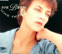 Jane Birkin ‎Maxi CD Love Fifteen - France (EX+/EX+)