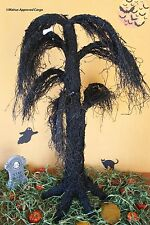 POTTERY BARN LIT WEEPING WILLOW CREEPY (LARGE) TREE - PERFECT FOR TWIG OR TREAT!