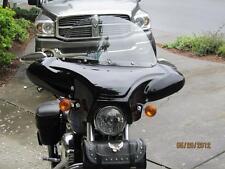 Universal Motorcycle Front Fairing Batwing Windshield Fits Yamaha Suzuki Harley