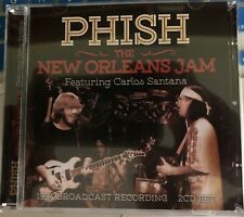 PHISH-NEW ORLEANS JAM (UK IMPORT) CD Like New 5/4/94 Palace theatre