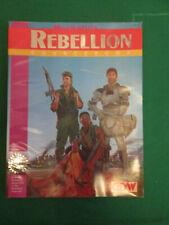 REBELLION SOURCEBOOK - MEGATRAVELLER RPG - #0214 GDW 1988