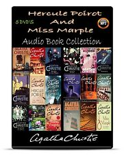 Agatha Christie - Hercule Poirot, Miss Marple - 137 Audio Books Collection MP3s