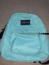 JanSport Superbreak Backpack - Teal Hiking, School, College