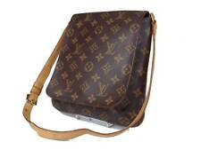 LOUIS VUITTON Musette Salsa Monogram Canvas Shoulder Bag LS15918L