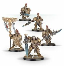 30K Burning At Prospero Adeptus Custodes Custodian Guard X 5 Brand New Unboxed