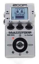 Zoom MS 50G - Pedale Multieffetto per Elettrica